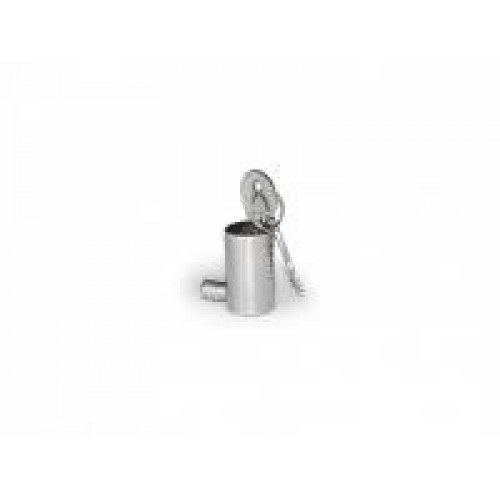 Came KR001 lock cylinder with DIN key for KRONO motors